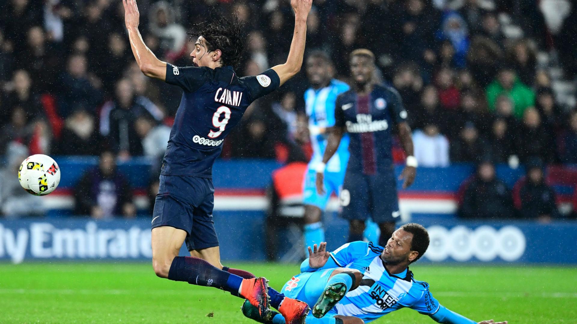 El PSG se estrella con el Marsella (0-0) y el Niza se consolida en el liderato
