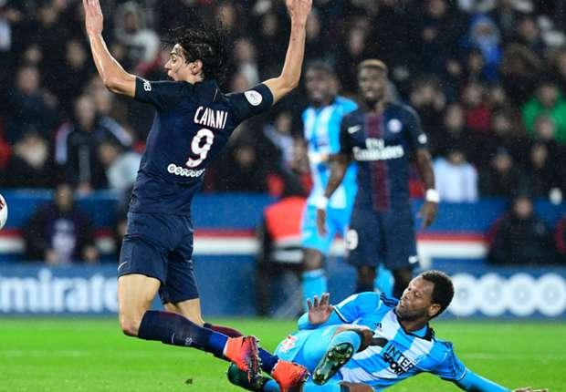 Paris 0-0 Marseille