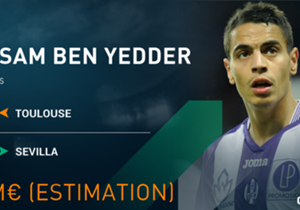 PS Ben Yedder