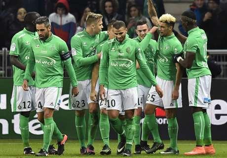 Ligue 1, 23ª - Colpo del Saint-Etienne