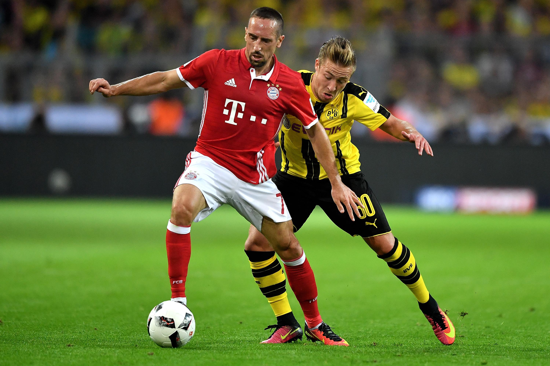 Le Bayern plus fort que Dortmund — Supercoupe