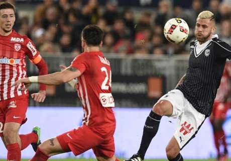 Ligue 1, 10ª - Bordeaux fermato