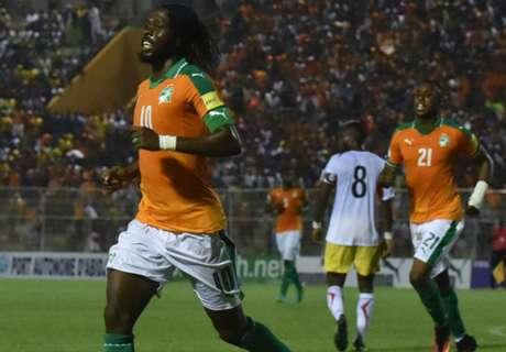 Cote d'Ivoire-Mali 3-1, résumé de match