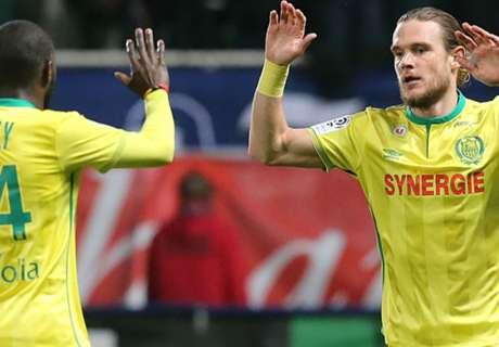 Troyes-Nantes 0-1, résumé de match