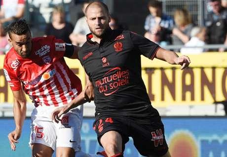 Ligue 1: Nizza bleibt an der Spitze