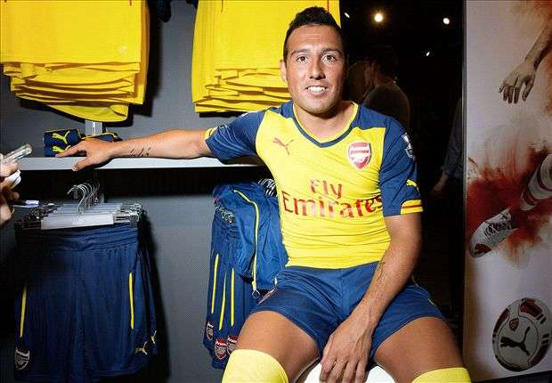 "Cazorla: ""Arsenal quiere la Champions League o la Premier la próxima temporada"""