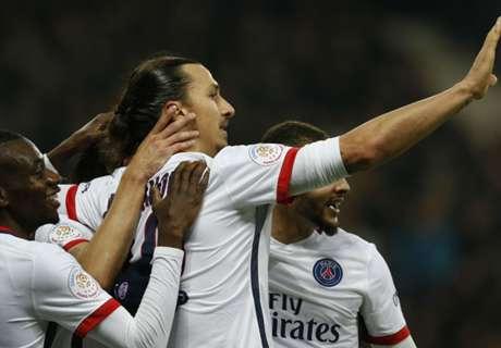 Ligue 1: Niza 0-3 PSG