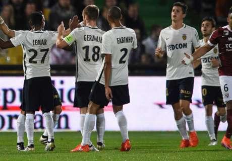Monaco s'éclate, Montpellier vendange encore