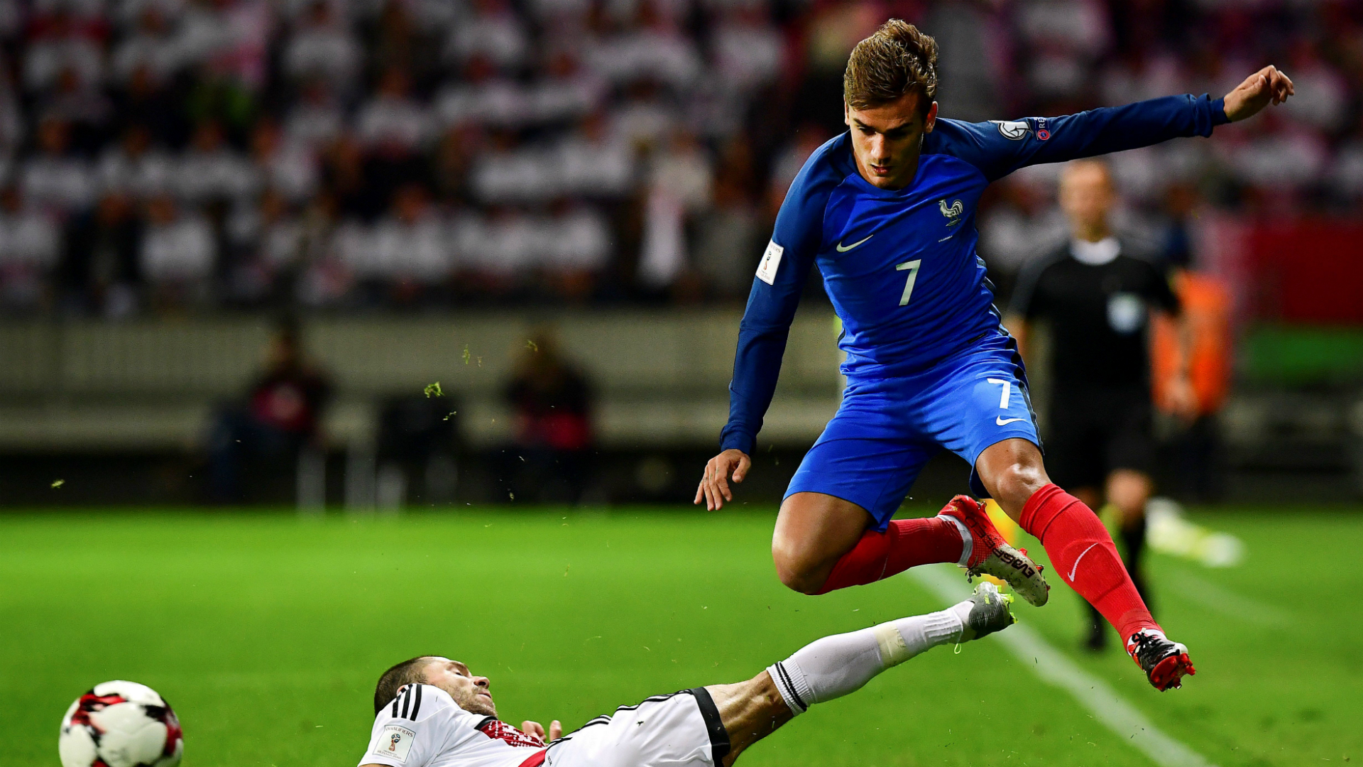 France will not take Belarus lightly: Giroud