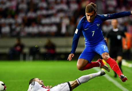 France held by Belarus in first qualifier