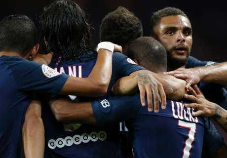 Cavani flops as PSG take win
