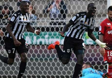 Bastia-Angers 1-2, résumé de match