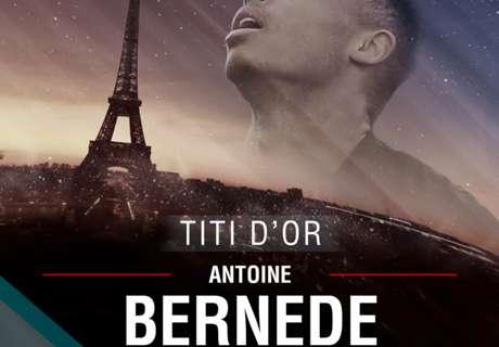 Titi d'Or 2016 - Antoine Bernede 2e : programmé pour être le prochain