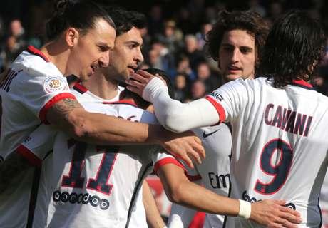 PSG, de festejo ante Monaco