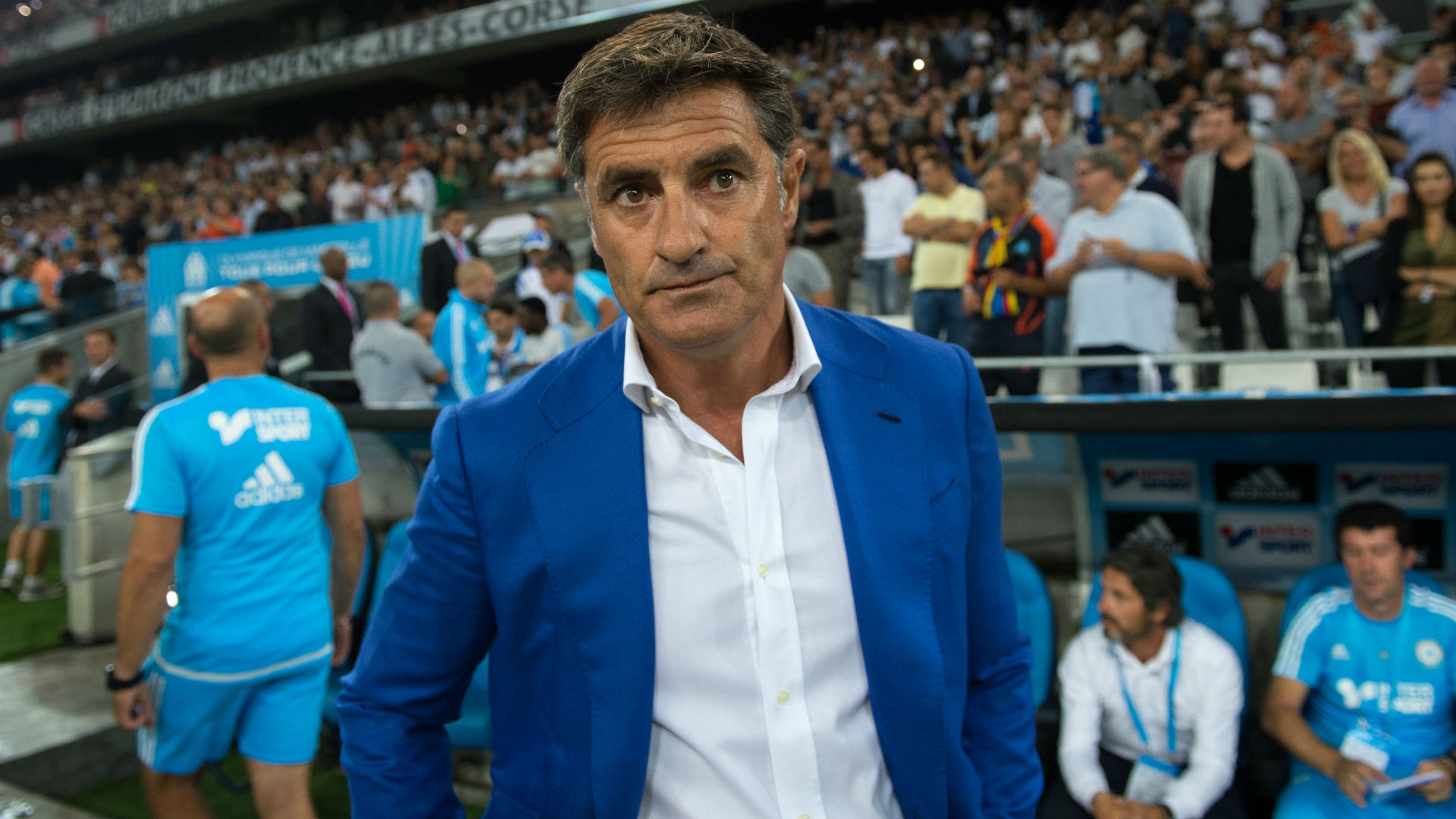 Michel Marseille Troyes Ligue 1 23082015
