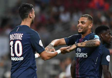 LIVE: Paris Saint-Germain vs Saint-Etienne