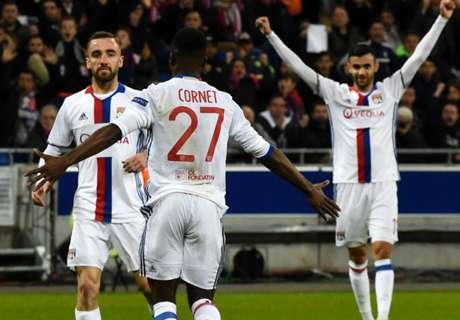 OL-Alkmaar 7-1, résumé de match