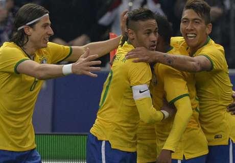 Neymar & Co. erobern das Stade de France