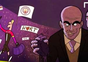 Hart dice addio a Manchester, il 'diabolico' Guardiola ha strappato il 'cuore' del City...