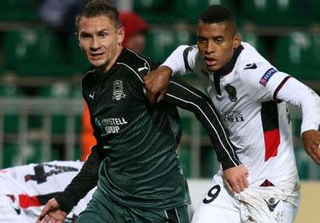 Krasnodar-Nice 5-2, résumé de match