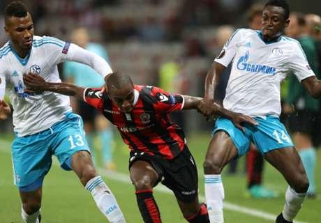 Schalke 04 pakt kleine zege in Nice