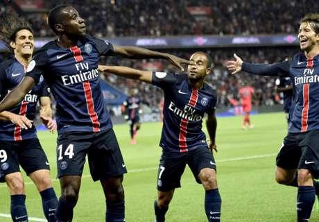 Lockerer PSG-Sieg gegen Ajaccio