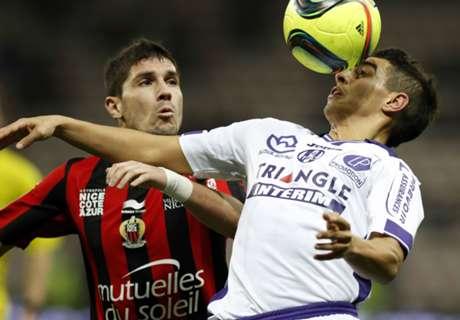 Nice-Toulouse 1-0, résumé de match