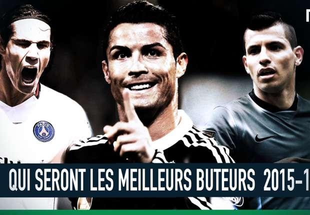 Sondage l qui seront les meilleurs buteurs des championnats europ ens en 2015 2016 - Meilleur buteur en coupe d europe ...