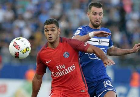 Rapor Tim Ligue 1 Prancis 2016/17