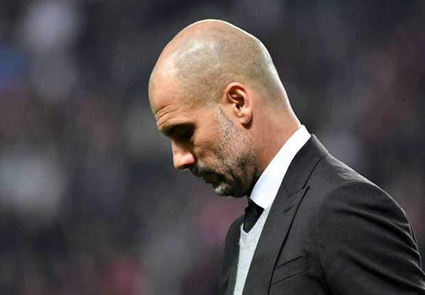 Not good enough: Man City are miles from being a Guardiola team