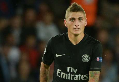 Matuidi, Verratti out for PSG