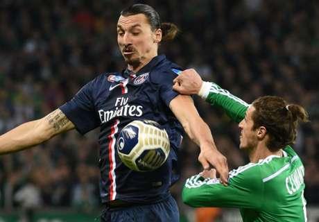 St. Etienne Tantang PSG Di Perempat-Final