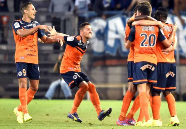 Saka Tiene Montpellier Metz Ligue 1 08232014