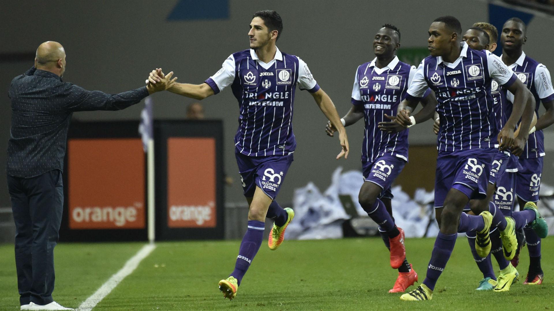Ligue 1: crollo Psg, il Tolosa vola in testa