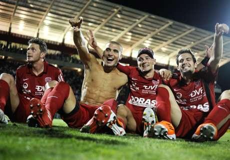 Carpi, Bournemouth, Evian et les montées les plus improbables en première division
