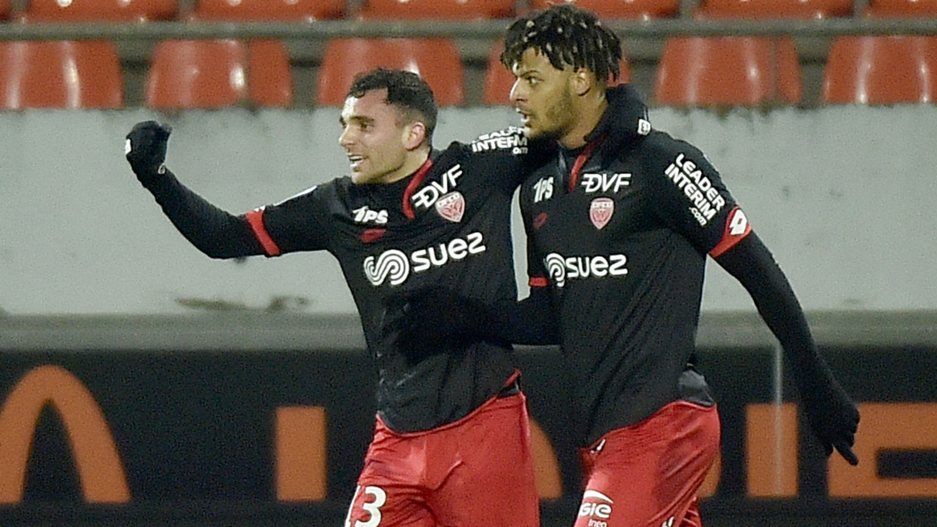 L1 : Lorient 2-3 Dijon (fini)
