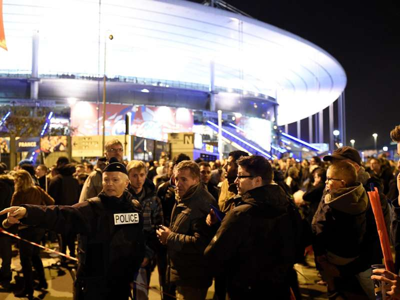 EM 2016: Polizei simuliert Terrorangriff
