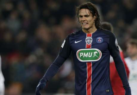 Blanc refuses to blame Cavani