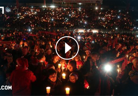VIDEO - Union Berlin, le club de Noël !