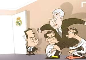 Cristiano Ronaldo a fait part de son soutien à son coach Carlo Ancelotti, que son président Florentino Perez tient pour principal responsable de cette saison sans trophée. Reste à savoir si ça suffira pour sauver son coach....