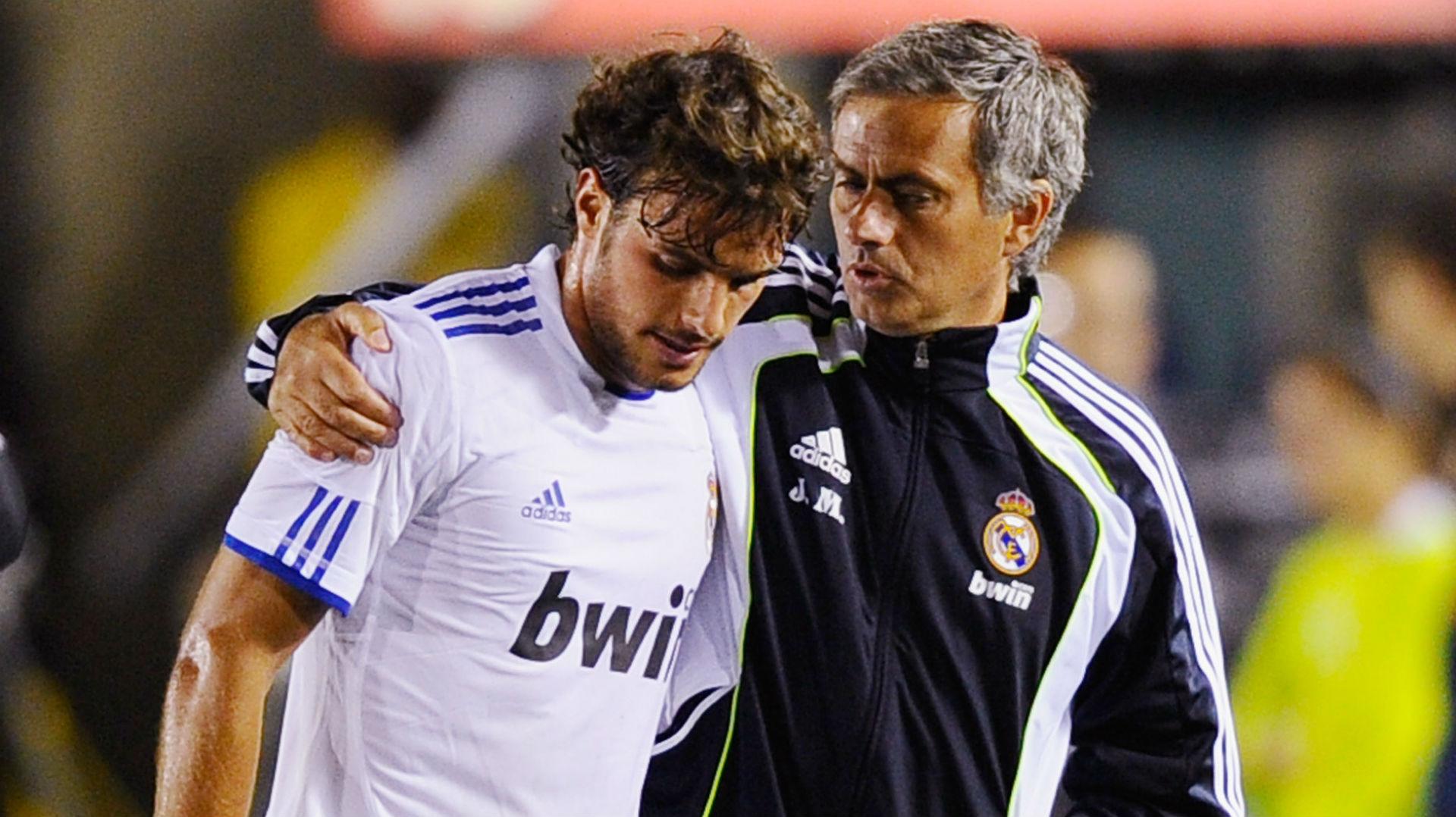 Pedro Leon Mourinho Real madrid