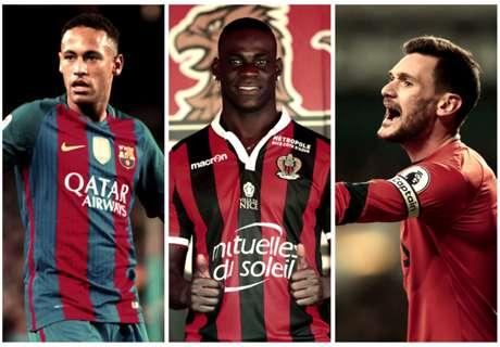 Lloris, Neymar, Thiago Silva et les clauses les plus folles révélées par Football leak
