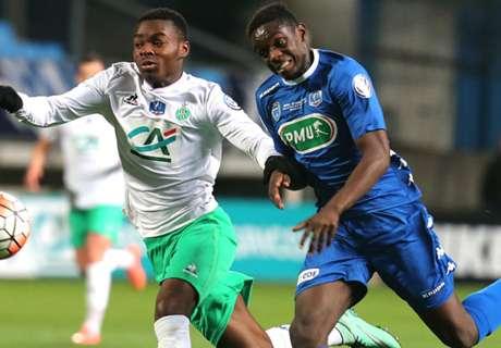 Troyes - ASSE 1-2, résumé du match