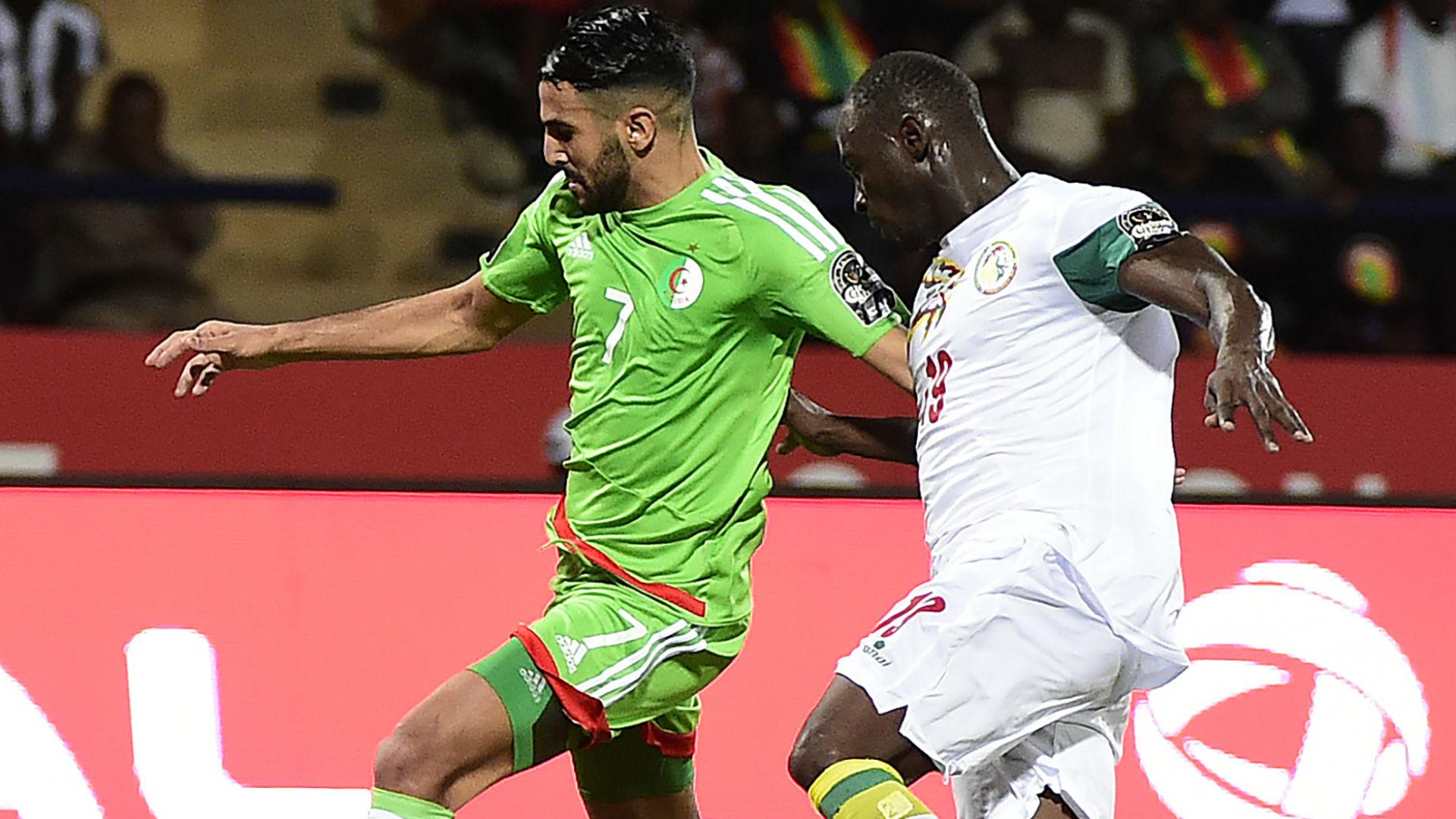 Riyad Mahrez: Ready Algeria will have no excuse against Kenya