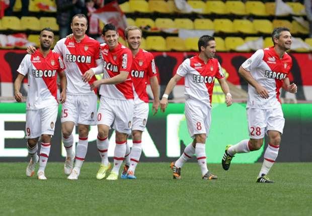 Résumé de match, Monaco-Nice : (1-0)