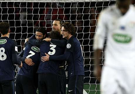 RATINGS: PSG 3-0 Lyon