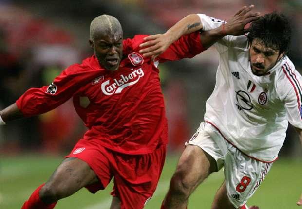 Djibril Cissé Liverpool