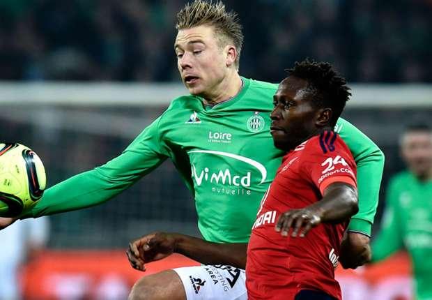ASSE-OL 1-0, Soderlund libère Saint-Etienne