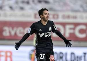 #4 - Maxime Lopez (Marseille) - Muss die Spitzenposition im Ranking abgeben. Seine Mannschaft ging bei der 1:4-Niederlage gegen Monaco gnadenlos unter.