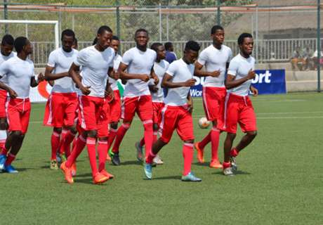 Report: Wafa 3-0 Hearts of Oak